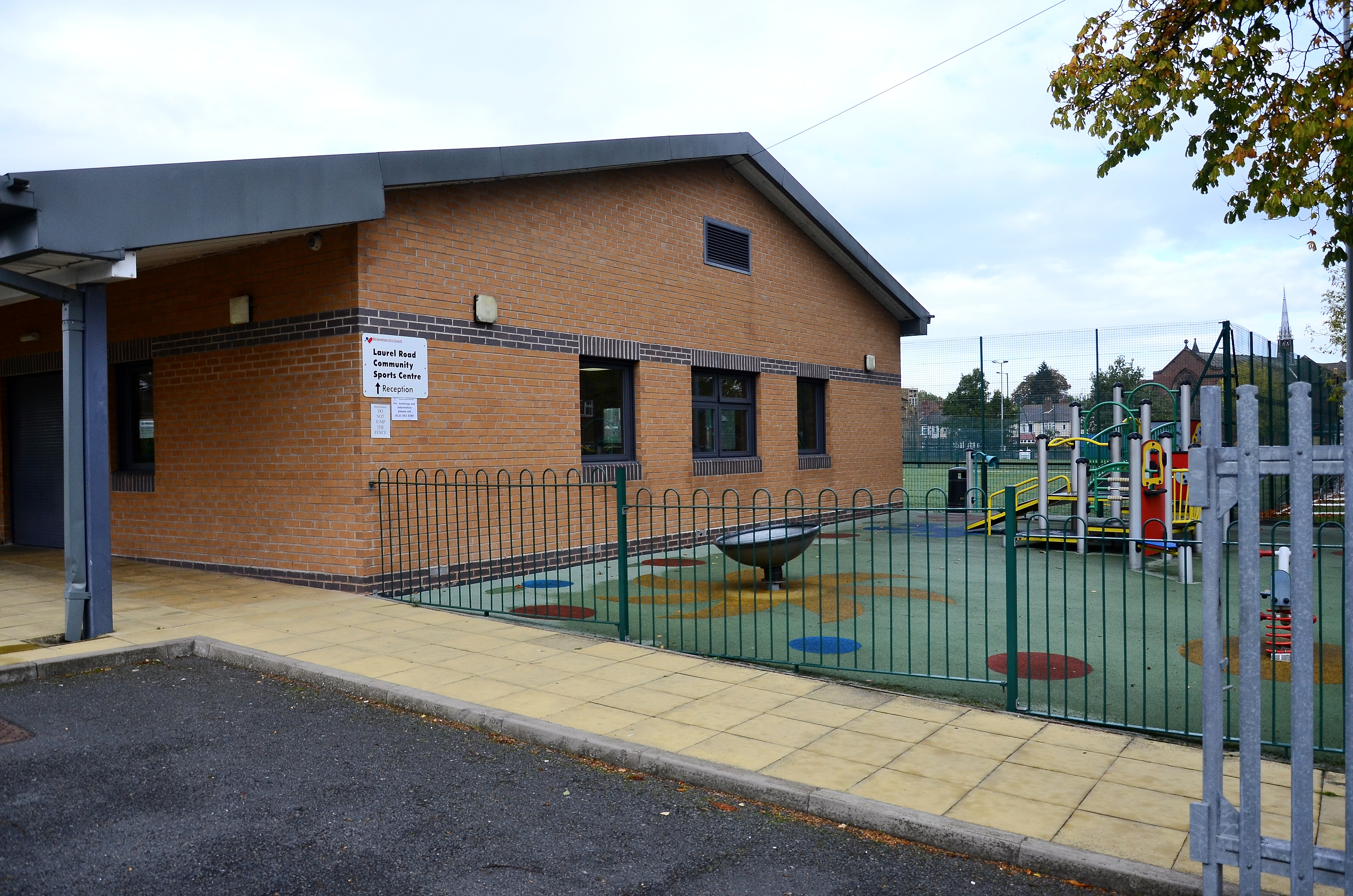 Laurel Road Community Sports Centre
